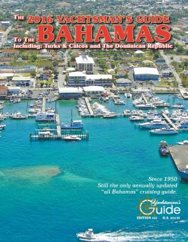 2015 Yachtsmans Guide To The Bahamas