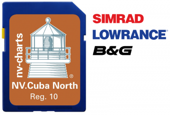 "NV. Cuba North & South<br />SD / micro SD Card<br /><font style=""color: #e00d80; font-weight: 100;"">Reg. 10</font>"