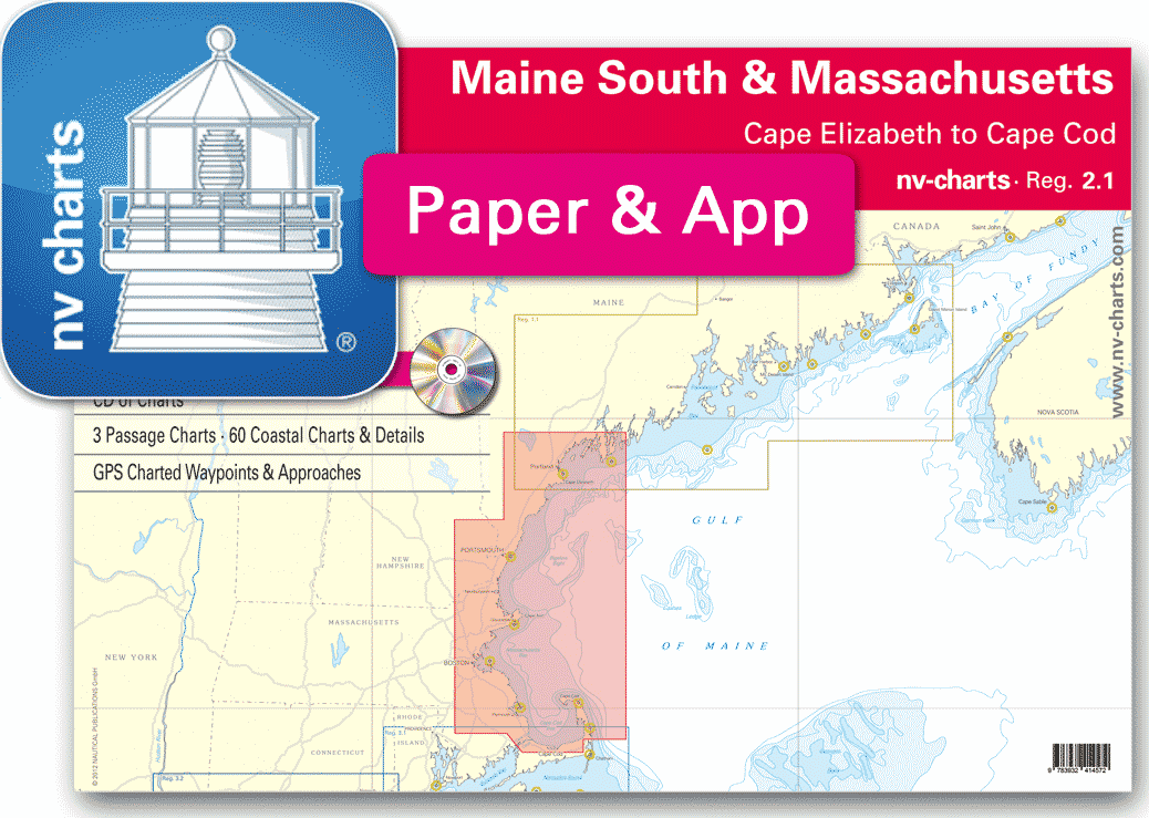 Maine South Massachusetts Bay