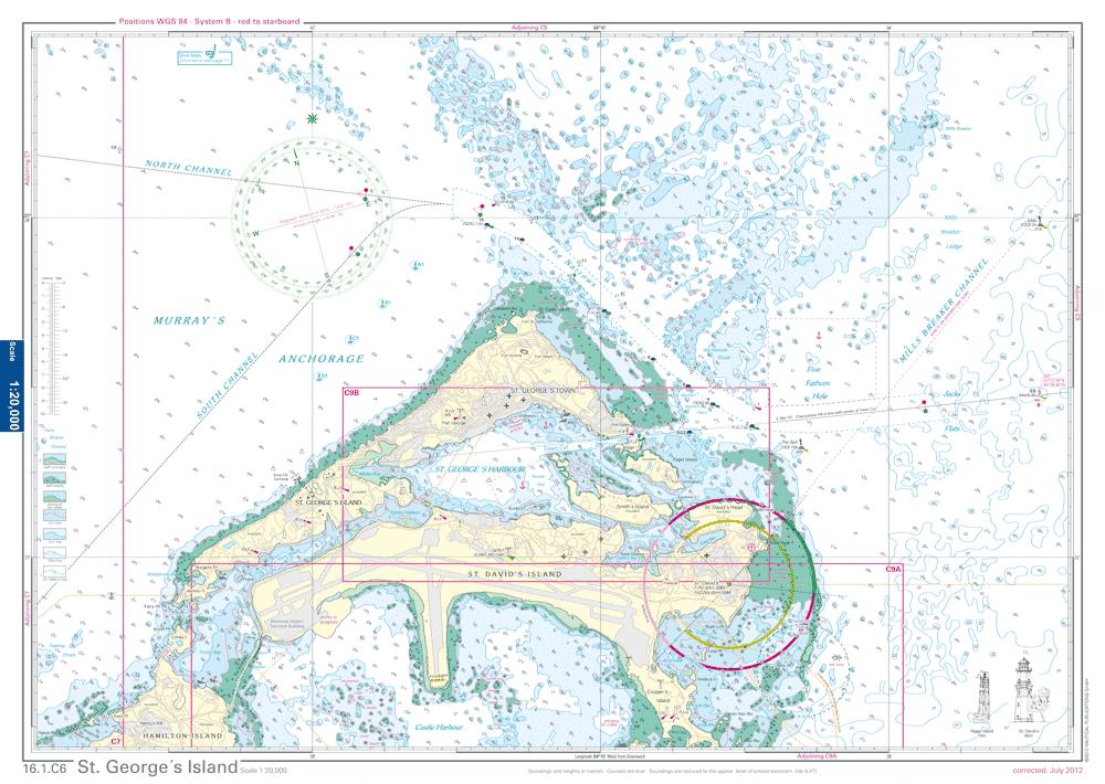 nv charts Bermuda