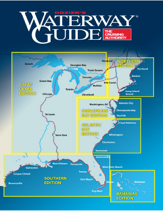 Waterway Guide Atlantic ICW 2015 Intracoastal Waterway ...