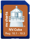 NV. Cuba North & South