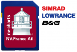 "NV. France Atlantic<br />SD / micro SD Card<br /><font style=""color: #e00d80; font-weight: 100;"">FR 1 · 2 · 3 · 4 · 5 · 6 · 7 · 8</font>"